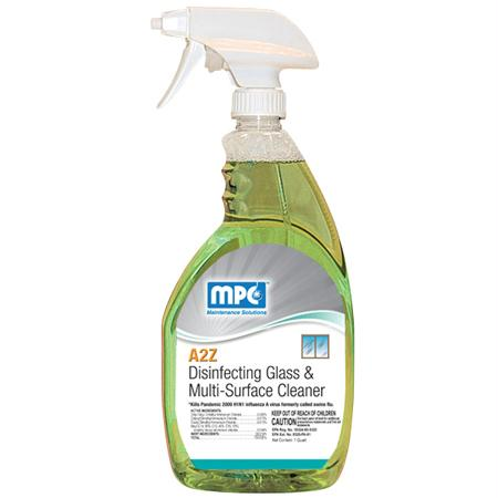 MPC A2Z Disinfecting Glass & Multi-Surface Cleaner(Qt.)