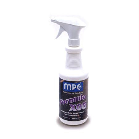 PMG Formula X05 Heavy Duty Spray Cleaner(32 oz.)