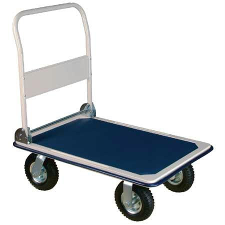 "Move-It Steel Fold Down Platform Truck(24"" x 36"")"