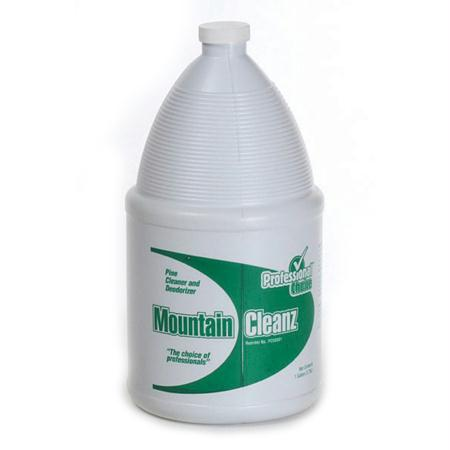 Professional Choice Mountain Cleanz Cleaner-Deodorizer(Gal.)