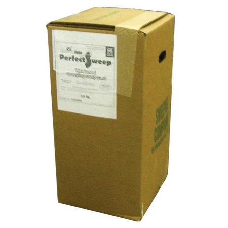 Professional Choice Wax Based Sweeping Compound(50 lb. Box)