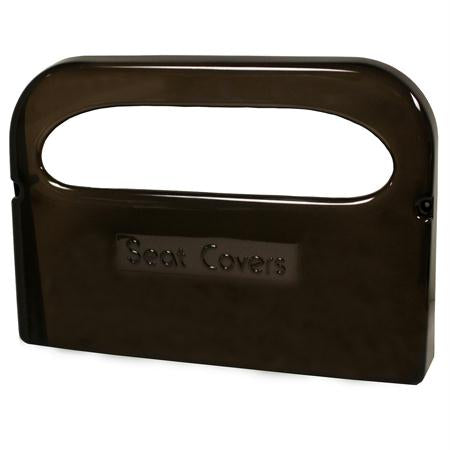 Palmer Toilet Seat Cover Dispenser-Dark Translucent