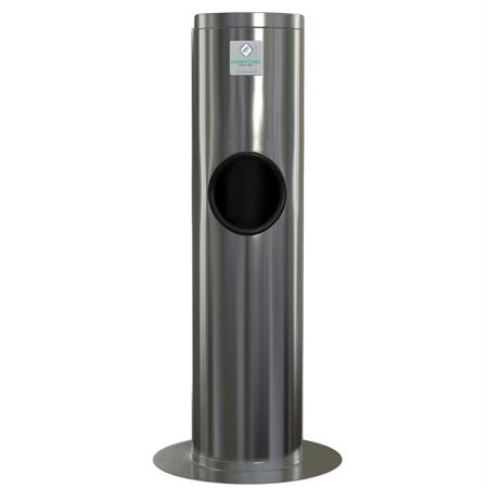 WipesPlus Stainless Steel Floor Dispenser