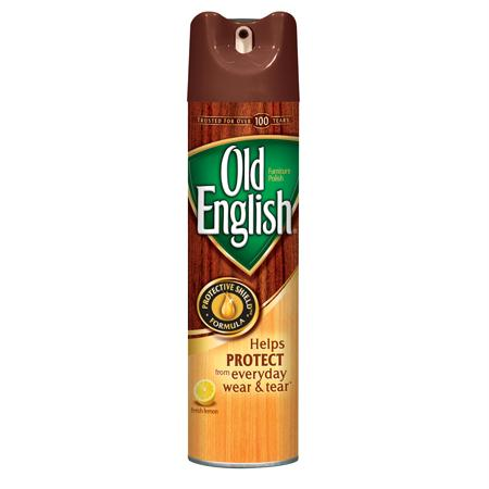 Old English Furniture Polish(12.5 oz. Aerosol)