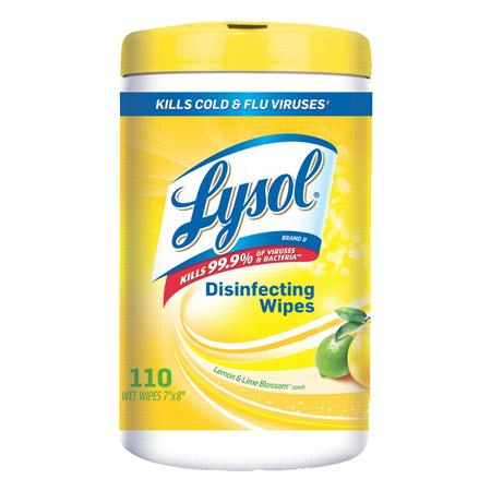 Lysol Brand Disinfecting Wipes(80 ct.)