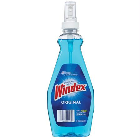 Windex Original w-Ammonia-D(12 oz. Pump Sprayer)