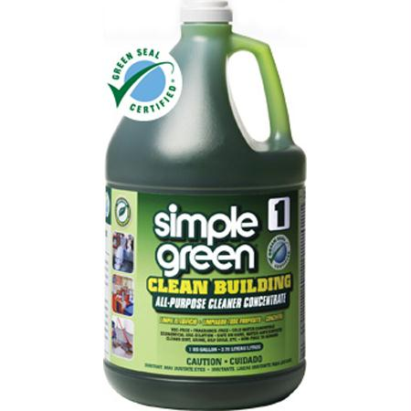 Simple Green Clean Building All-Purpose Cleaner(Gal.)