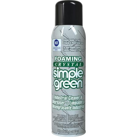 Simple Green Foaming Crystal Industrial Degreaser(20 oz.)
