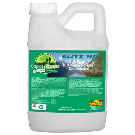 Simoniz Green Scene Blitz Multi-Purpose HD(Gal.)