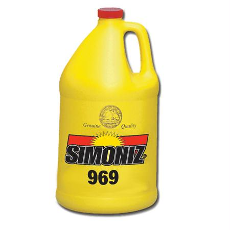 Simoniz 969 Heavy Duty Caustic Liquid(Gal.)