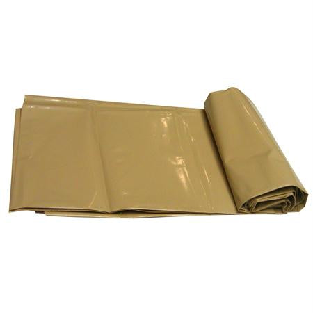 Trinity Buff Low Density Can Liners(44 x 48, Buff)