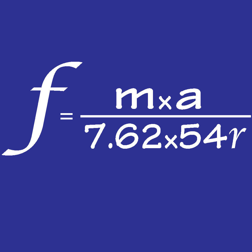 Force Equation -7.62x54r
