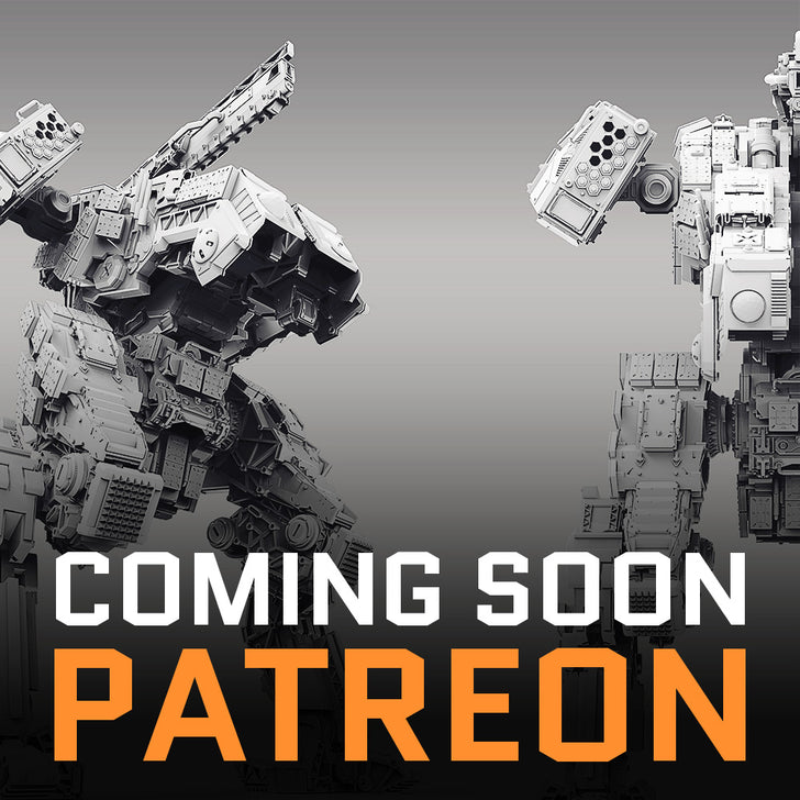 Happy New Year! Patreon! Store update!