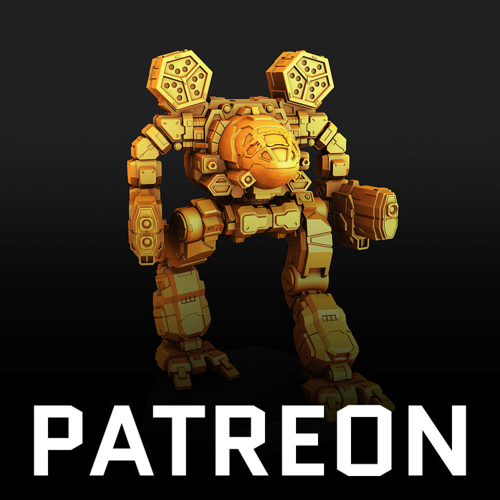 PATREON IS ONLINE!