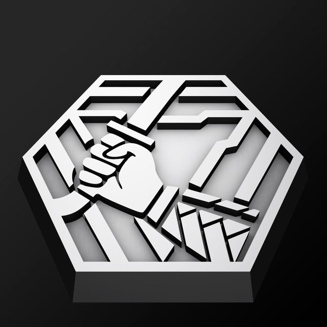 Hex Base - Faction Logo 004 - Tao