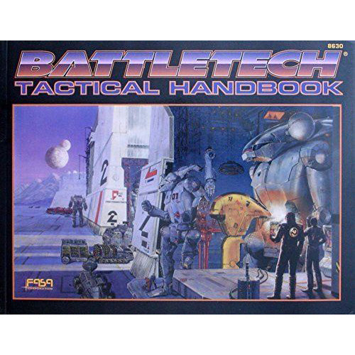 BATTLETECH TACTICAL HANDBOOK (1994)