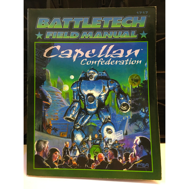 FIELD MANUAL: CAPELLAN CONFEDERATION (2000)