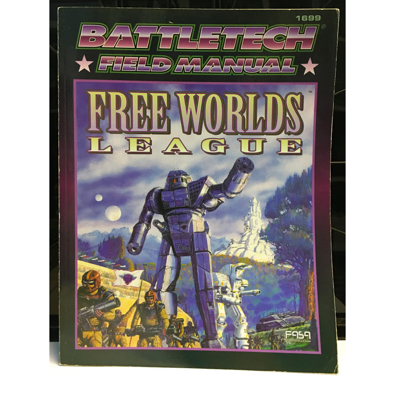 FIELD MANUAL: FREE WORLDS LEAGUE (1997)