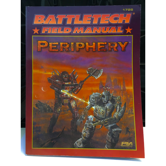 FIELD MANUAL: PERIPHERY (2000)
