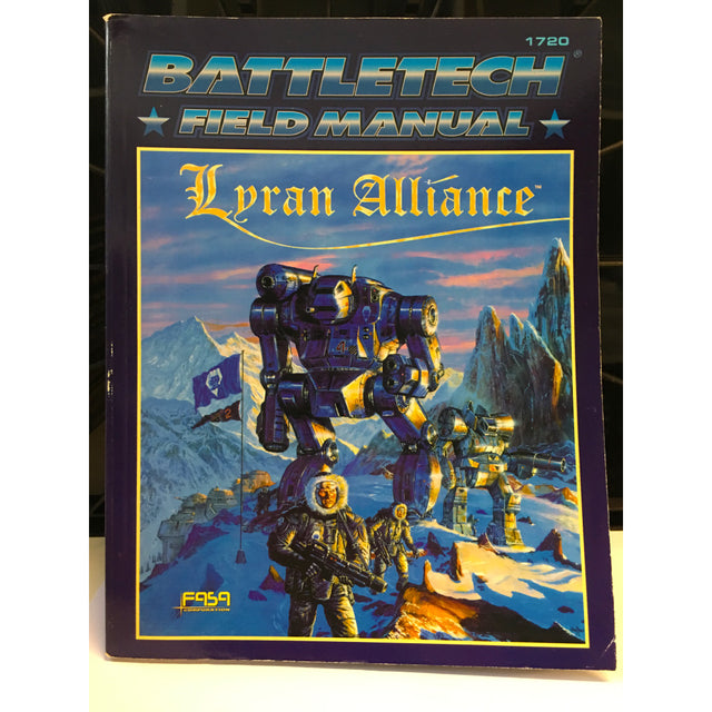 FIELD MANUAL: LYRAN ALLIANCE (2000)