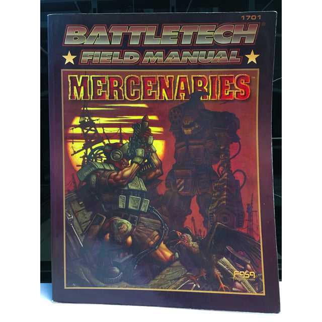 FIELD MANUAL: MERCENARIES (1997)