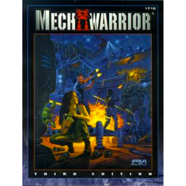 MECHWARRIOR RPG, 3rd EDITION (1999)