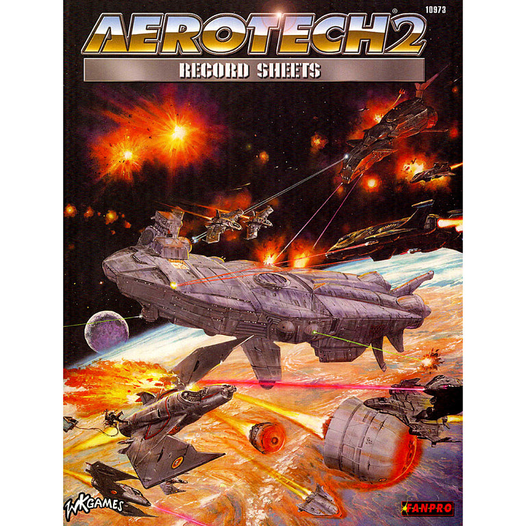 AEROTECH 2 RECORD SHEETS