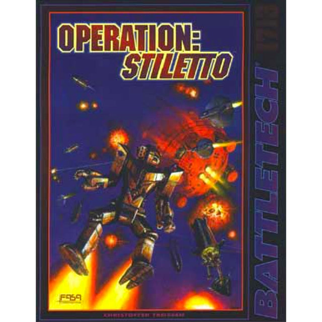 SCENARIO PACK: OPERATION STILETTO (1999) [USED]
