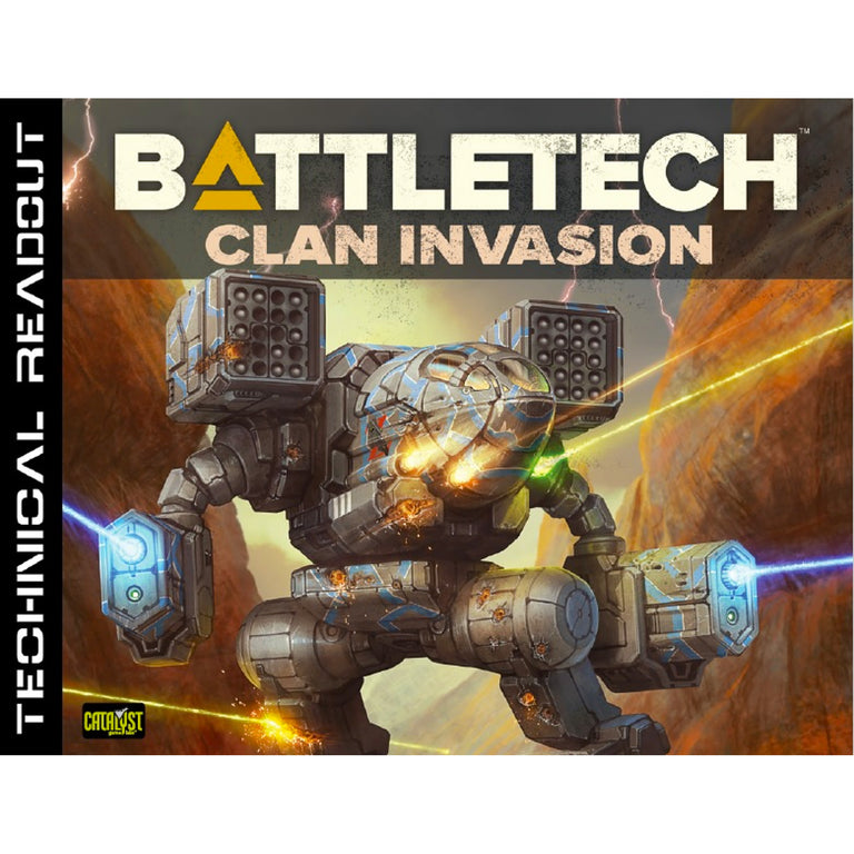 TECHNICAL READOUT: CLAN INVASION