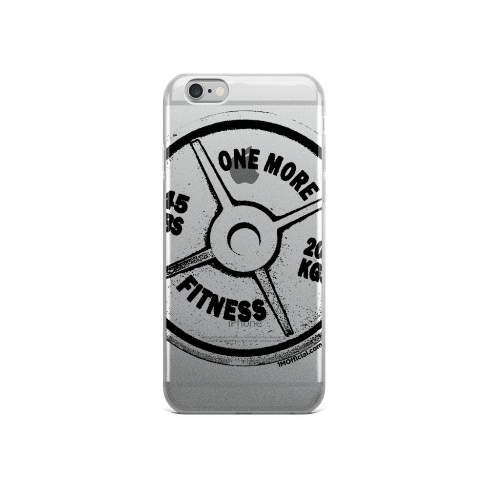 1More iPhone Case