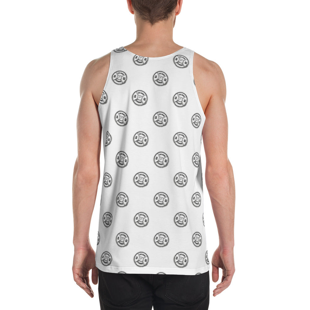 ONE MORE All-Over Print Unisex Tank Top