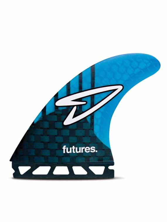 Quillas Roberts Generation Honeycomb Thruster Futures Fin
