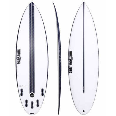 Tabla De Surf Monsta Box Round Tail Hyfi