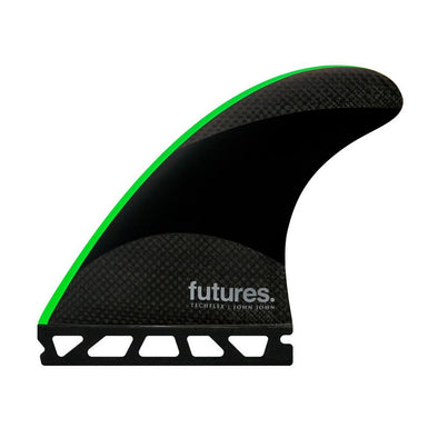 Quillas JJ2 Medium Techflex Futures Fins