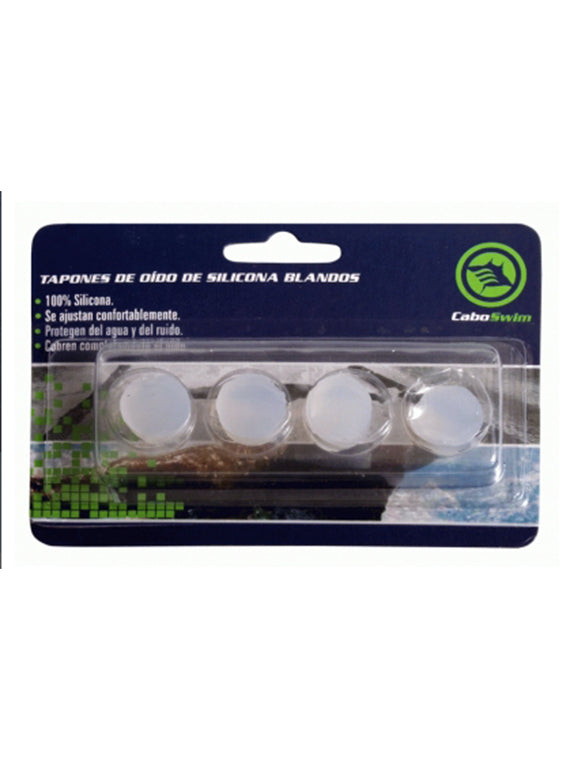 Kit Tapones Oído Silicona