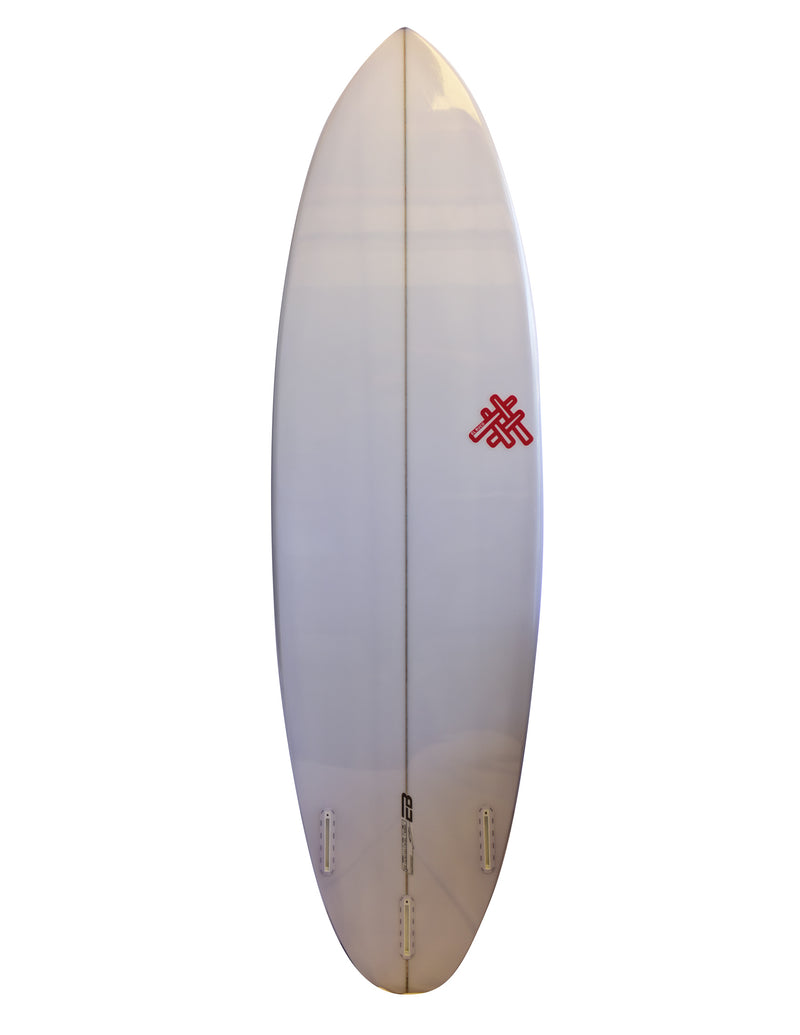 Tabla De Surf Evolution El Ruco Squash/Round Tail PU