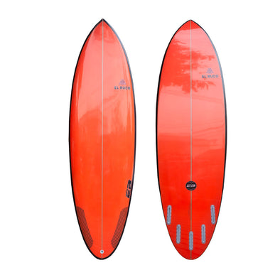 Tabla De Surf Evo Custom El Ruco