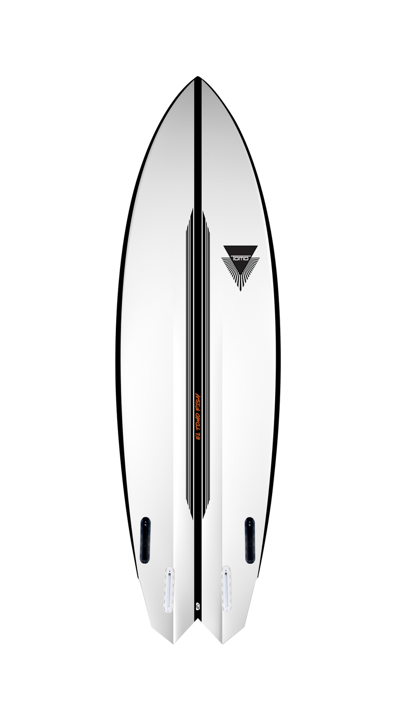 Tabla El Tomo Fish Firewire