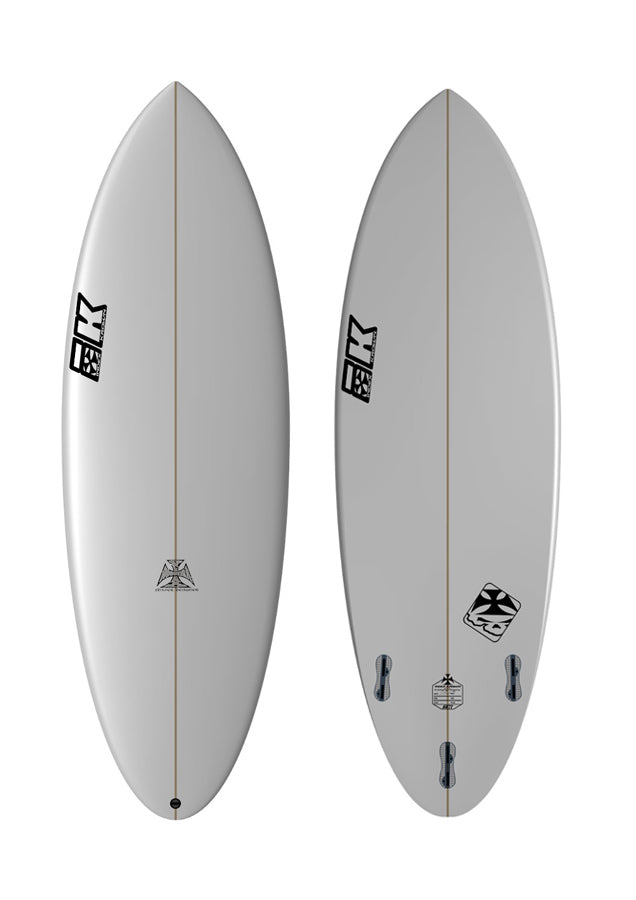 Tabla De Surf San Clemente Index Krown
