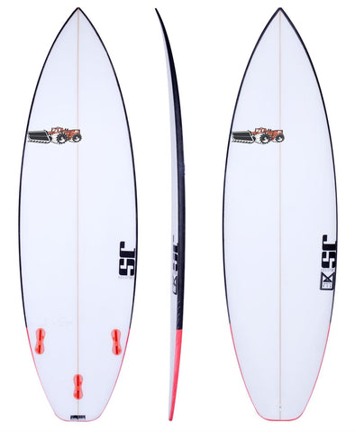 Tabla De Surf Monsta Box JS Squash Tail