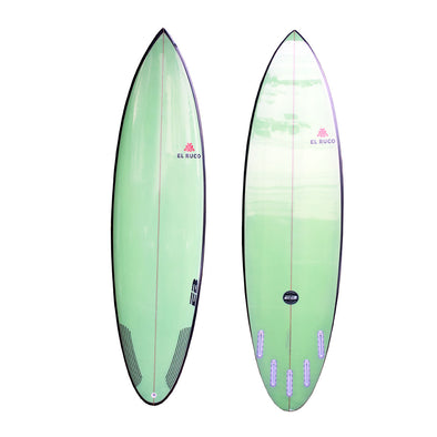 Tabla De Surf Small Project El Ruco