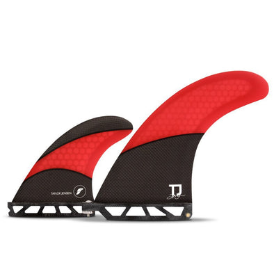 Quillas TJ 2.0 Techflex 2+1  Thruster Futures