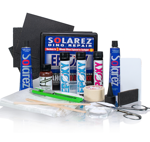Pro Travel Kit Epoxy Solarez