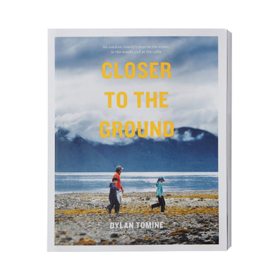 Libro Closer To The Ground Patagonia