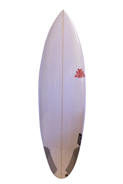 Tabla De Surf XL El Ruco Round Tail EPS