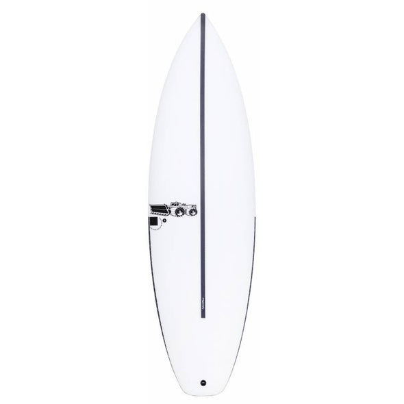 Tabla De Surf Blak Box JS Squash Tail Hyfi