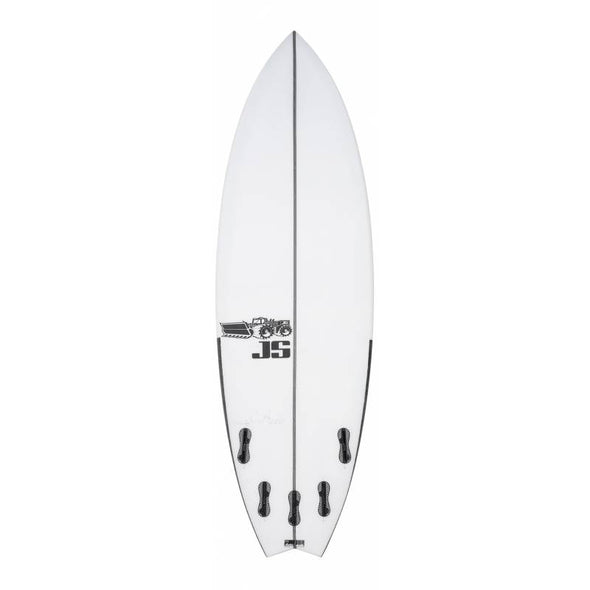 Tabla De Surf Blak Box 3 JS Swallow Tail Pu