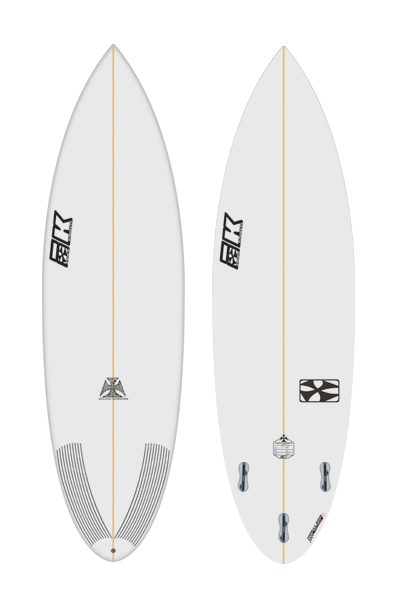 Tabla De Surf Formula Speed Index Krown