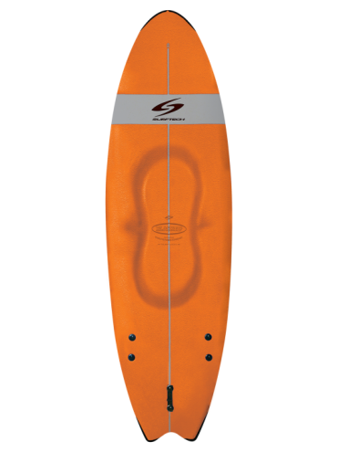 Softboard Black Tip Short Surftech