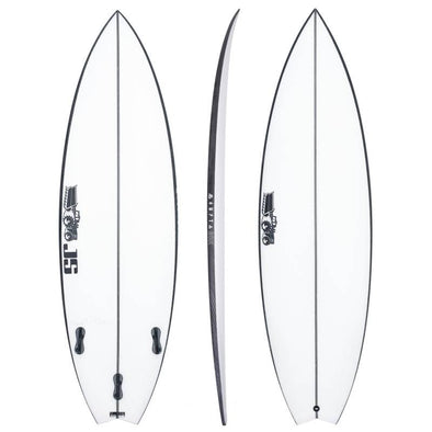 Tabla De Surf Monsta Box JS Swallow Tail Hyfi
